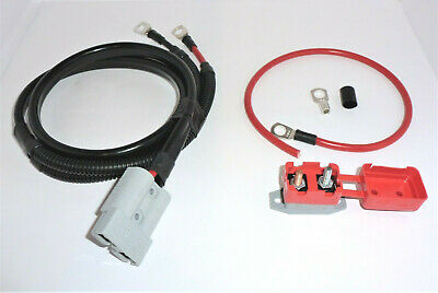 AU72 • Buy 6m Camper Trailer Caravan Charging Kit Anderson Plug 8 B&S Cable 50Amp CB