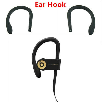 $11.99 • Buy OEM Genuine BEATS BY DRE POWERBEATS 3 WIRELESS EAR HOOK PART-BLACK REPLACEMENT
