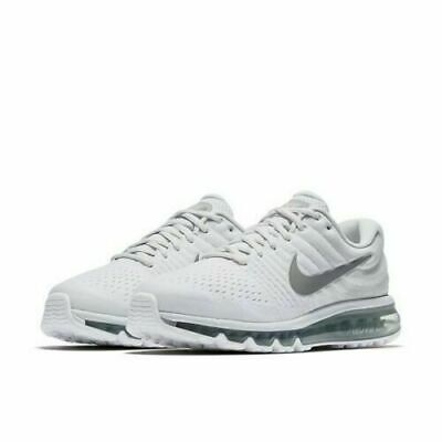 $112.97 • Buy Nike Air Max 2017 Men's Running Training Shoe Pure Platinum Wolf Grey 849559 009