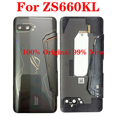 AU58.88 • Buy OEM For Asus ROG Phone II 2 ZS660KL I001D I001DA Housing Back Door Battery Cover