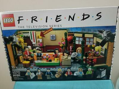$84.99 • Buy Lego Ideas Central Perk 21319 Friends Set. Brand New Factory Sealed