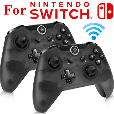 $18.99 • Buy New Wireless Pro Controller Gamepad Joypad Remote For Nintendo Switch Console