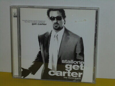 Cd - Get Carter - Ost • 10.30£