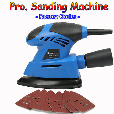 Tight Corners Sander Angle Base Hand Held Sanding Machine Small Electric Tool • 18.54£