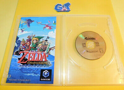 $33.89 • Buy ZELDA: WIND WAKER Nintendo Game Cube Disc, Manual Only