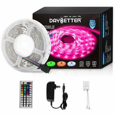 $27.99 • Buy Led String Strip Lights Color Changing Lamps Indoor Room Home Good For Party