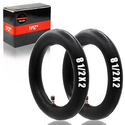$19.99 • Buy 2 Tire Inner Tube 8-1/2 × 2 Xiaomi M365 Gotrax Gas Electric Kids Scooter Cruiser