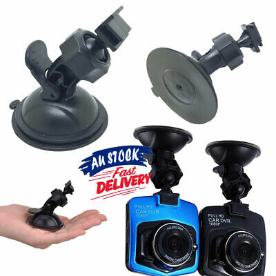 AU9.55 • Buy Camera Bracket Mount Video Recorder Holder Stand Suction Cup Car Dash Cam