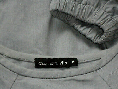 AU54 • Buy CZARINA N.VILLA SmartGreyCottonCasualMaternity? SizeM As NEW