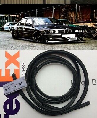 $79 • Buy For BMW E21 E30 M3 ALPINA M PERFORMANCE M20 M40 Sunroof Seal 2580mm 54121903725