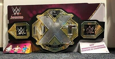 $16 • Buy WWE NXT Women's Championship Title Belt Kids Wrestling