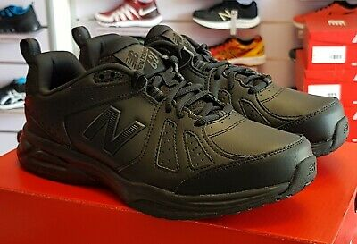 AU109.99 • Buy New Balance 624 (4e)  Men's Black Shoes , Great For Work , School, Training