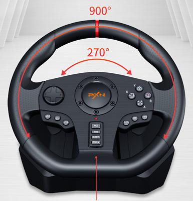 $232 • Buy 1pc Lai Shida 900 Degree Racing Game Steering Wheel Usb Computer PC PS4 Xboxone