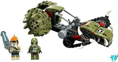 AU12.99 • Buy Lego Legends Of Chima 'CRAWLEY'S CLAW RIPPER  6115 100% COMPLETE With Manuals