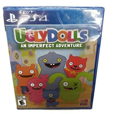 AU25.79 • Buy Ugly Dolls : An Imperfect Adventure PS4 Game PLAYSTATION 4 - Rated E Great4 Kids
