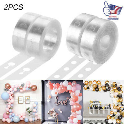 $6.92 • Buy 2PCS Balloon Arch Frame Kit Column Water Base Stand Wedding Birthday Party Decor