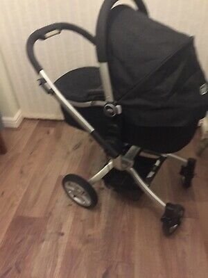 Graco Symbio B Baby Travel System • 180£
