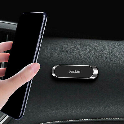 $2.59 • Buy Strip Shape Magnetic Car Phone Holder Stand For IPhone Magnet Mounts Accessories