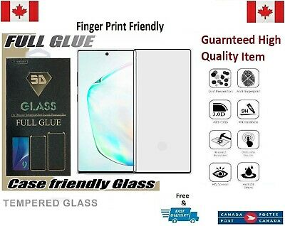 $ CDN8.50 • Buy Case Friendly Tempered Glass Screen Protector For Samsung Galaxy Note 8/9/10/10+