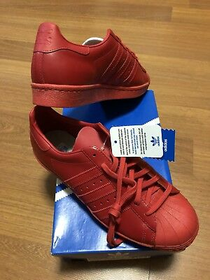 AU100 • Buy ADIDAS ORIGINALS Superstar 80s Leather Sneakers Shoes US9
