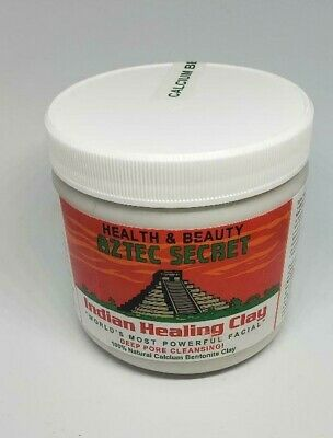 AU25.59 • Buy Aztec Secret Indian Healing Clay Deep Pore Cleansing Beauty Facial Mask - 1 LB