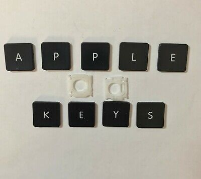 $3.99 • Buy  Apple MacBook Pro Keyboard 13-17  A1278, A1286, 2008-12 Key & Hinge Replacement