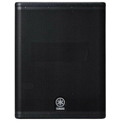 Yamaha DXS15 15  Active Powered Subwoofer With Cover • 800£