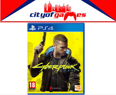 AU89.95 • Buy Cyberpunk 2077 Day 1 Edition PS4 Game Brand New Pre Order
