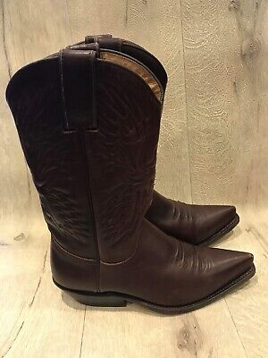 £65 • Buy Sancho Cowboy Boots Pre Loved UK Size 3