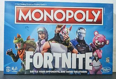 $19.99 • Buy Fortnite Monopoly Limited Edition Board Game