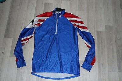 Vintage Adidas Half Zip Track Top, Sweatshirt, Longsleeve Size M Made In Germany • 20£