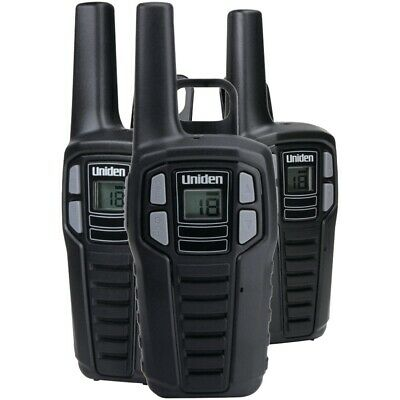 $ CDN78.93 • Buy Uniden 2-Way Radio Sx167-3Ch Gmrs/Frs Charge 16Mile 3 Bundle
