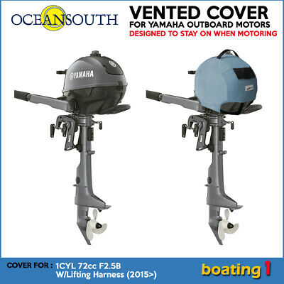 AU69.40 • Buy Yamaha Outboard Motor Engine Vented Cowling Cover 1CYL 72cc F2.5B (2015>)