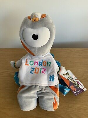 Official London 2012 Olympics: Wenlock Backpack NEW • 7.99£