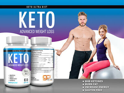 $17.17 • Buy Keto Diet Pills  Advance Weight Loss Burn Stubborn Fat- Ketosis Booster