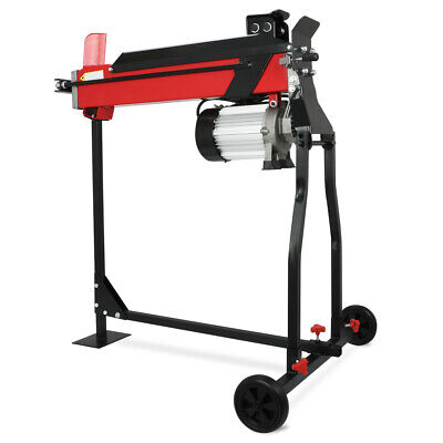 Hydraulic Electric Log Splitter 7T Capacity W/Stand Fast Compact 2200W Motor • 305.60£
