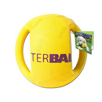Strong Dog Fetch Ball Large Durable Rubber Interactive Toys • 11.75£