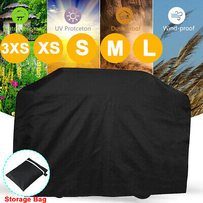 AU20.59 • Buy BBQ Grill Cover 2/4/6 Burner Waterproof Outdoor Gas Charcoal Barbecue Protection