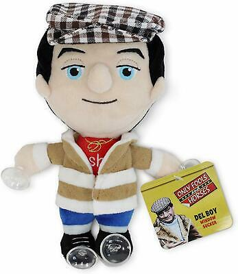 Only Fools And Horses Car Window Sticker Plush Figure Del Boy Official • 12.99£
