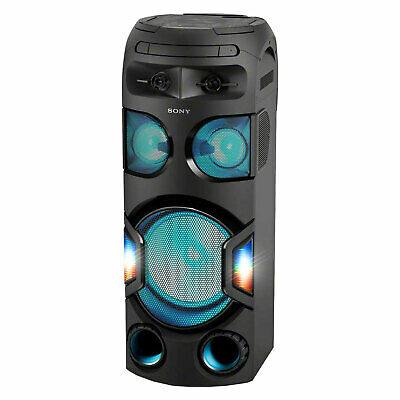 Sony MHC-V72D Home Music Audio System Bluetooth Party Speaker Light Effects • 569.99£