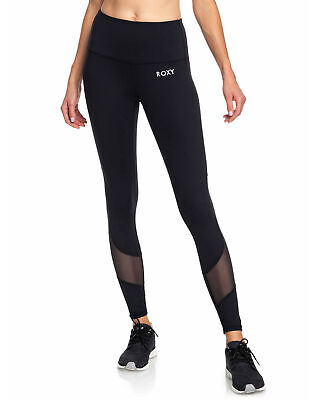 AU44.99 • Buy NEW ROXY™  Womens Say You Say Me Yoga Capri Tights Womens Pants