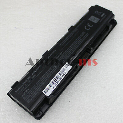 AU25.36 • Buy Laptop Battery For TOSHIBA Satellite PA5024U-1BRS PABAS260 C850 C850D 5200mAh