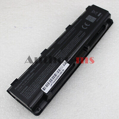 AU25.36 • Buy Battery For Toshiba Satellite C800 C850 C855 PA5024U-1BRS PA5023U-1BRS PA5025U