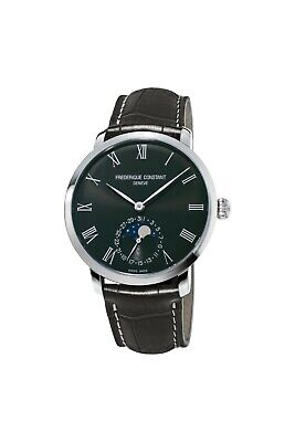 $999.99 • Buy Frederique Constant Men's Automatic Caliber Moon Phase 42mm Watch FC-705GR4S6