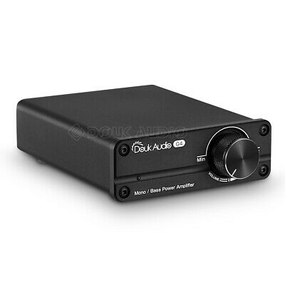 Mini Subwoofer/Full-Frequency Mono Channel Digital Power Amplifier 100W HiFi Amp • 36.99£