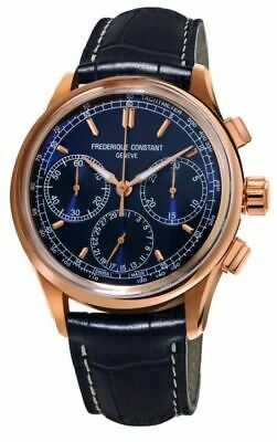 $1299.99 • Buy Frederique Constant Men's Automatic Flyback Chronograph 42mm Watch FC-760N4H4