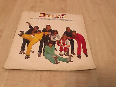 "The Best Of The Dooleys Lp Record 12"" Album Vintage Vinyl Gto 1979 • 6.49£"