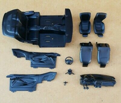 $3 • Buy Amt 1/25 2017 Chevrolet Camaro Ss 1le Interior And Related Parts