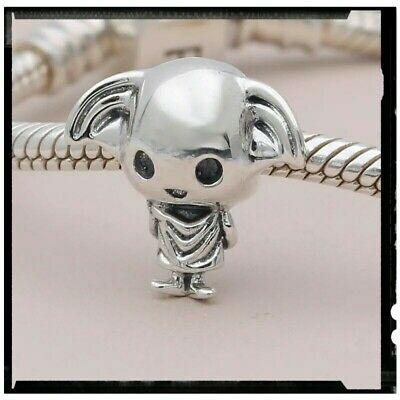 CHRISTMAS GIFT NEW Genuine Sale,Silver Harry Potter Dobby The House Elf Charm  • 5.25£