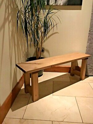 Solid Wooden Bench • 60£